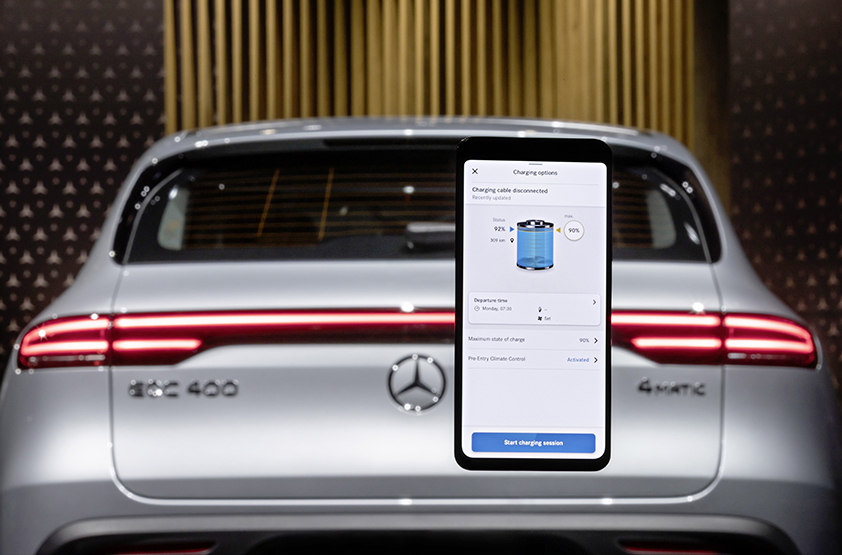 20C0301 010 lr Πρόσβαση στο ψηφιακό οικοσύστημα των Mercedes-Benz, με το Mercedes me