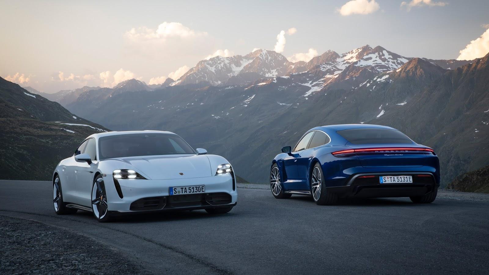 img 52 Porsche Taycan : Το sport αυτοκίνητο, έγινε βιώσιμο
