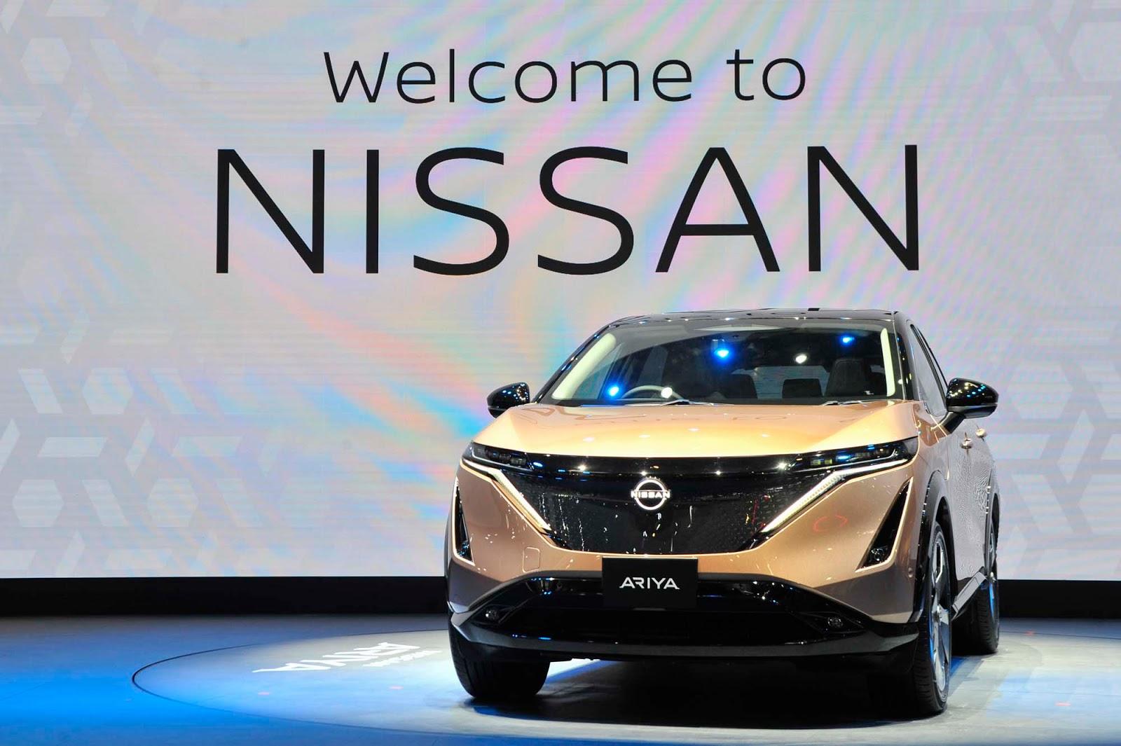 Nissan BJMS2020 13 Η Nissan δείχνει το μέλλον στο σαλόνι αυτοκινήτου της Auto China 2020