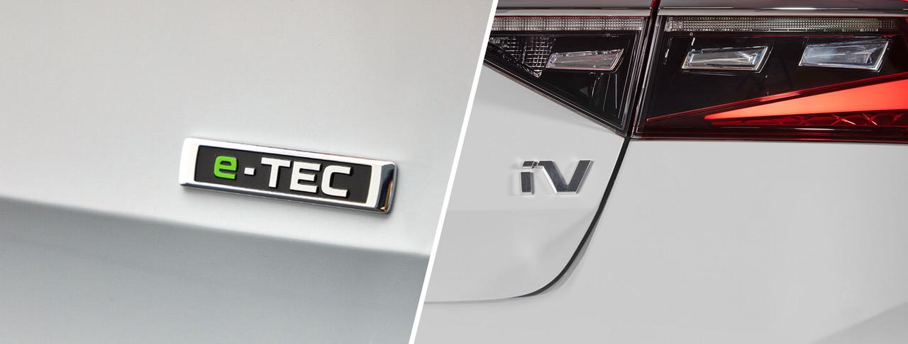 SKODA2Be TEC2B25262BiV H Skoda μας εξηγεί τις διαφορές μεταξύ iV και e-TEC e-TEC, Electric cars, electric vehicles, EV, Hybrid, iV, mild hybrid, plug-in hybrid, Skoda