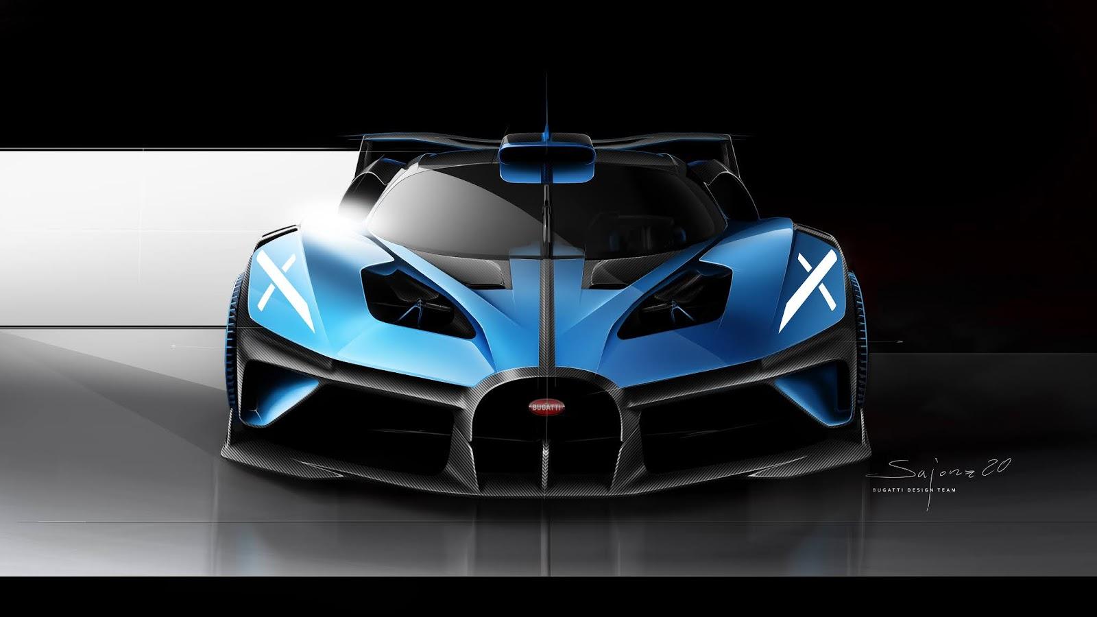 Bolide : Η Bugatti των 0.67 κιλών/ίππο