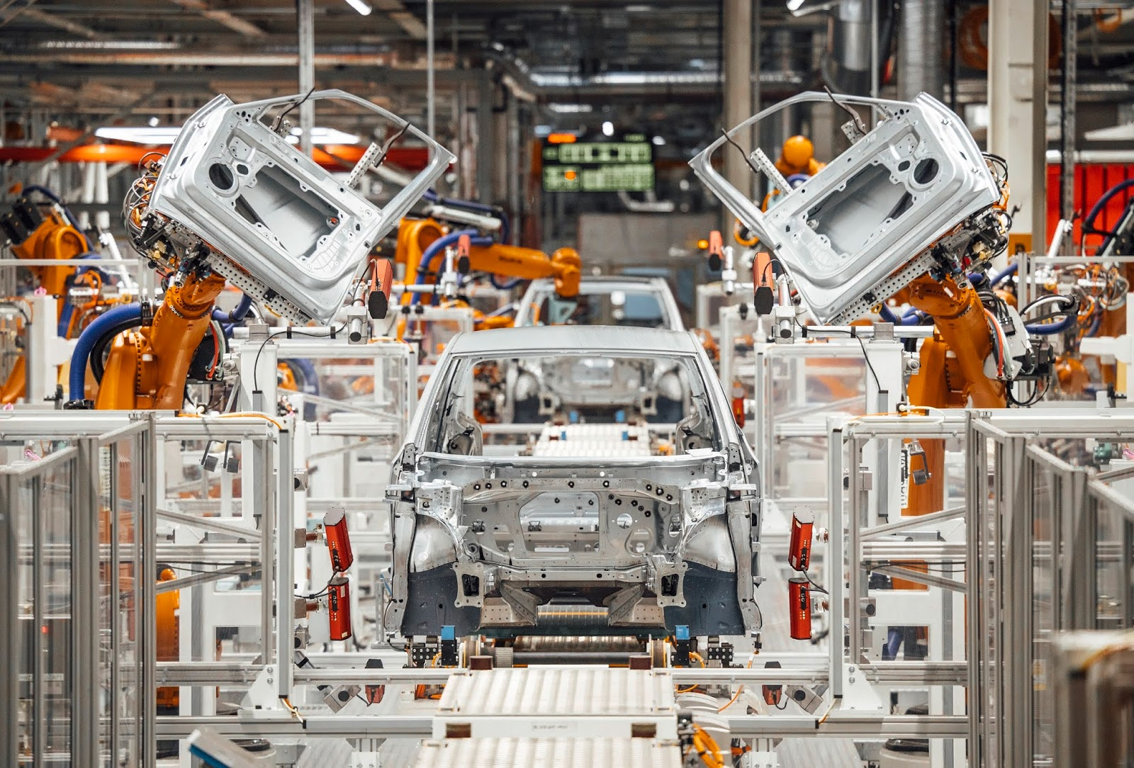 VOLKSWAGEN2B 2BZWICKAU2BPLANT Volkswagen Group: πρωτοπορία στη φιλική προς το περιβάλλον κατασκευή οχημάτων