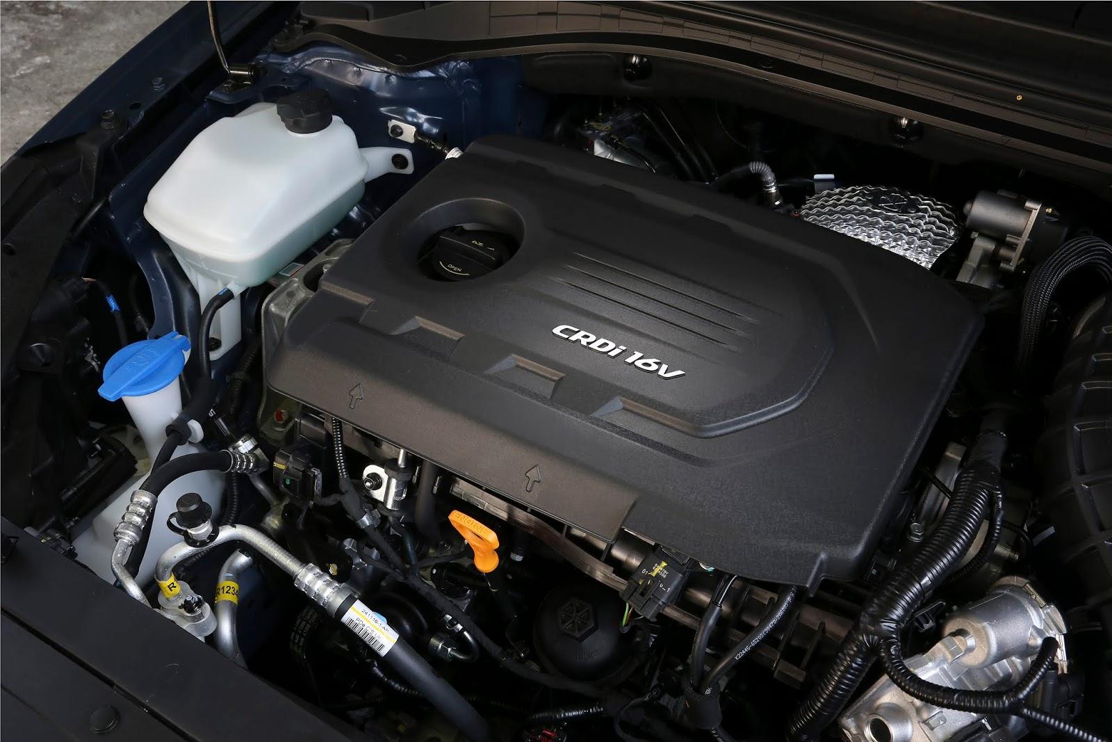 new generation i30 engine 1 hires Για πρώτη φορά σε έκδοση N Line το Hyundai i30 Hyundai, Hyundai i30, ειδήσεις, καινούργιο, καινούρια, καινούριο