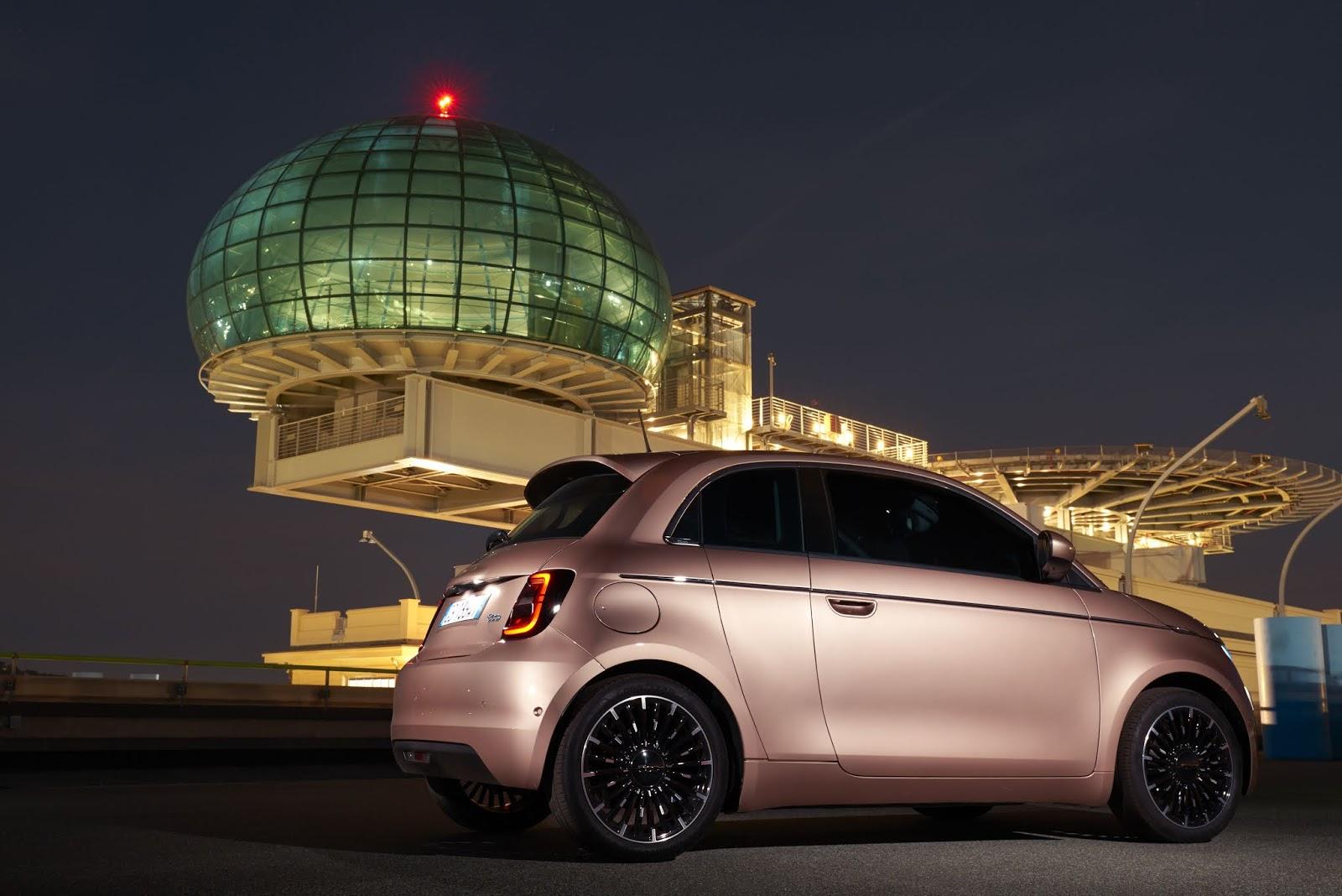 01 New2B500 Νέο Fiat 500: Ηλεκτρικό, προηγμένο και με τιμή κάτω των 20.000* ευρώ στην Ελλάδα!
