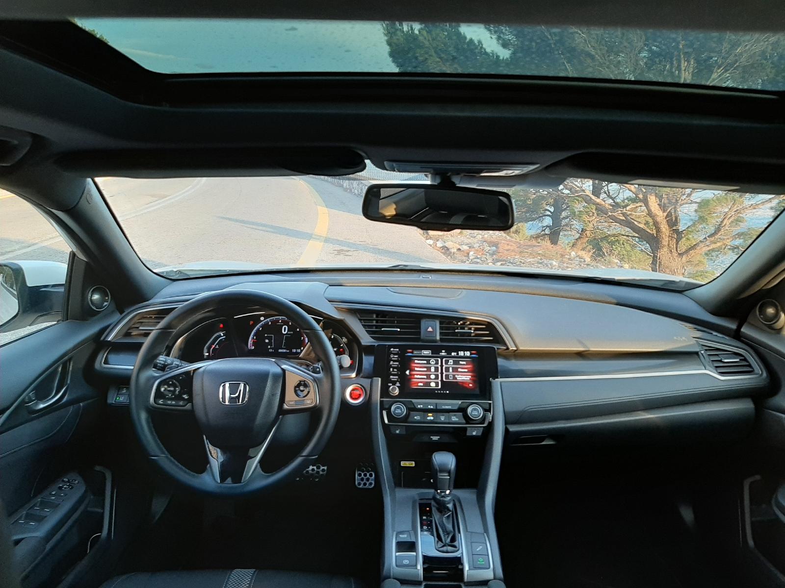 1604962941477336 2 Οδηγούμε το Honda Civic 1,5 Vtec turbo Honda, Honda Civic, TEST, ΔΟΚΙΜΕΣ, οδηγούμε