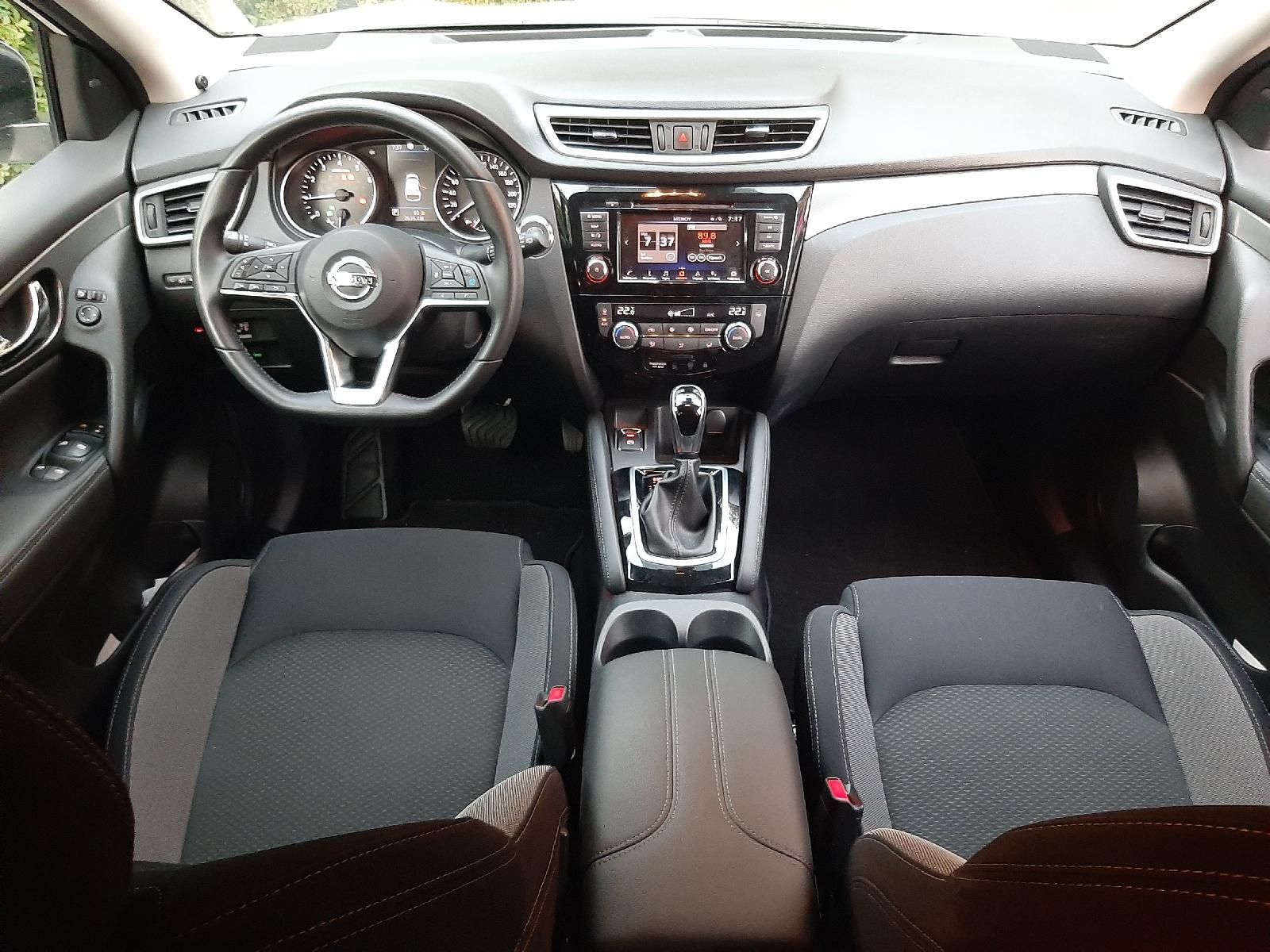 1605382055127818 13 Οδηγούμε το Nissan Qashqai 1,3 DIG-T 160 PS με το 7άρι DCT Nissan, Nissan Qashqai, TEST, ΔΟΚΙΜΕΣ, οδηγούμε