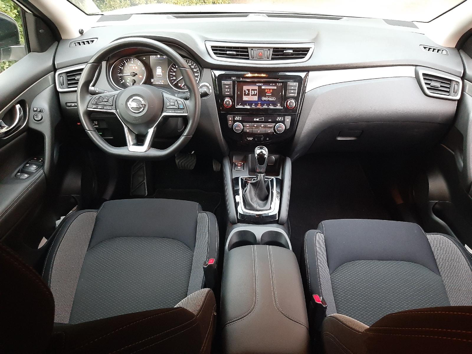 1605382163261349 7 Οδηγούμε το Nissan Qashqai 1,3 DIG-T 160 PS με το 7άρι DCT Nissan, Nissan Qashqai, TEST, ΔΟΚΙΜΕΣ, οδηγούμε
