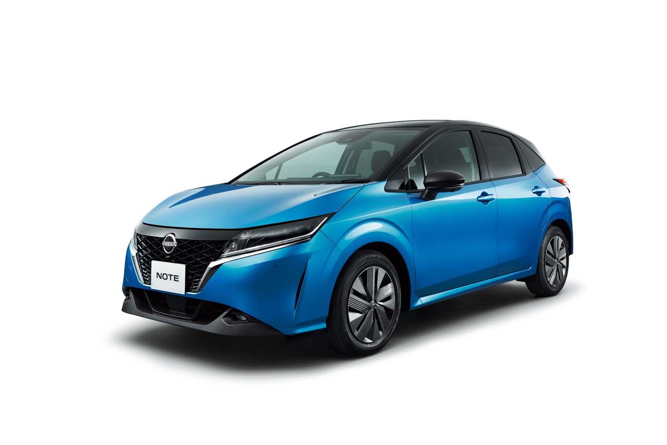 201124 01 001 Η Nissan λανσάρει το ολοκαίνουργιο NOTE στην Ιαπωνία Electric cars, electric vehicles, EV, Nissan, Nissan Note, Note, ειδήσεις, καινούργιο, καινούρια, καινούριο
