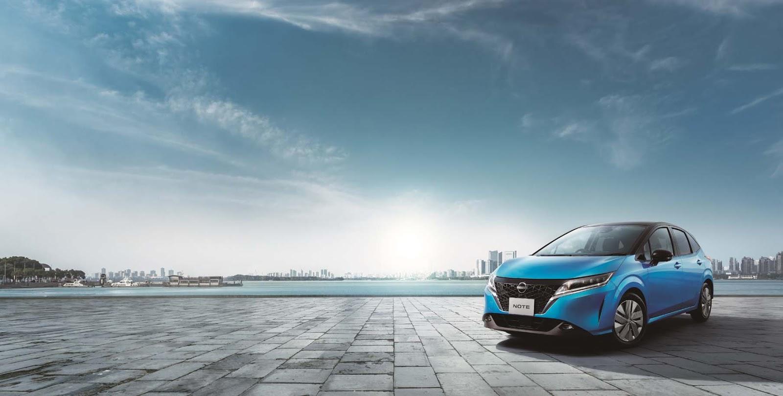 201124 01 006 Η Nissan λανσάρει το ολοκαίνουργιο NOTE στην Ιαπωνία Electric cars, electric vehicles, EV, Nissan, Nissan Note, Note, ειδήσεις, καινούργιο, καινούρια, καινούριο