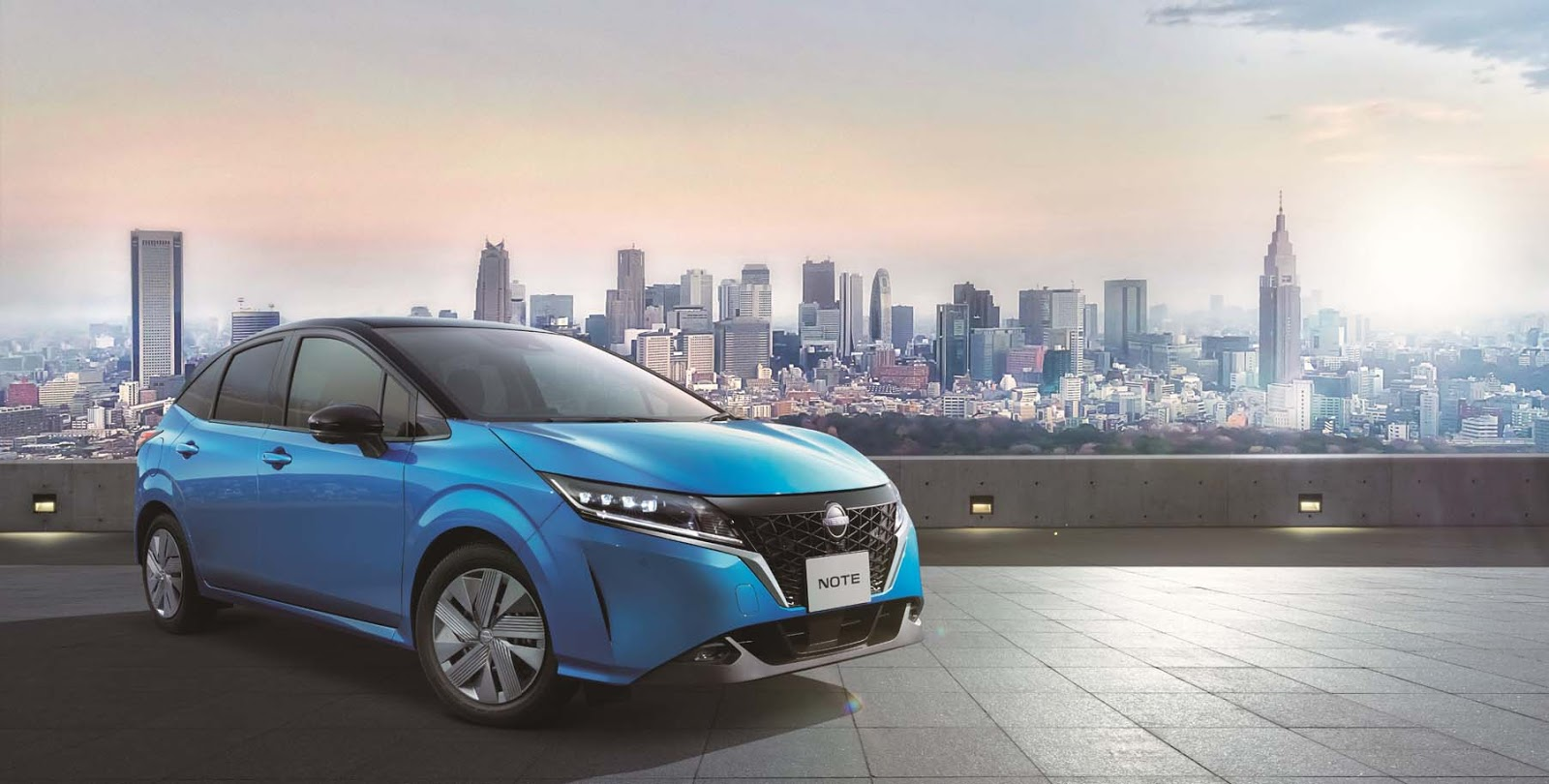 201124 01 007 Η Nissan λανσάρει το ολοκαίνουργιο NOTE στην Ιαπωνία Electric cars, electric vehicles, EV, Nissan, Nissan Note, Note, ειδήσεις, καινούργιο, καινούρια, καινούριο