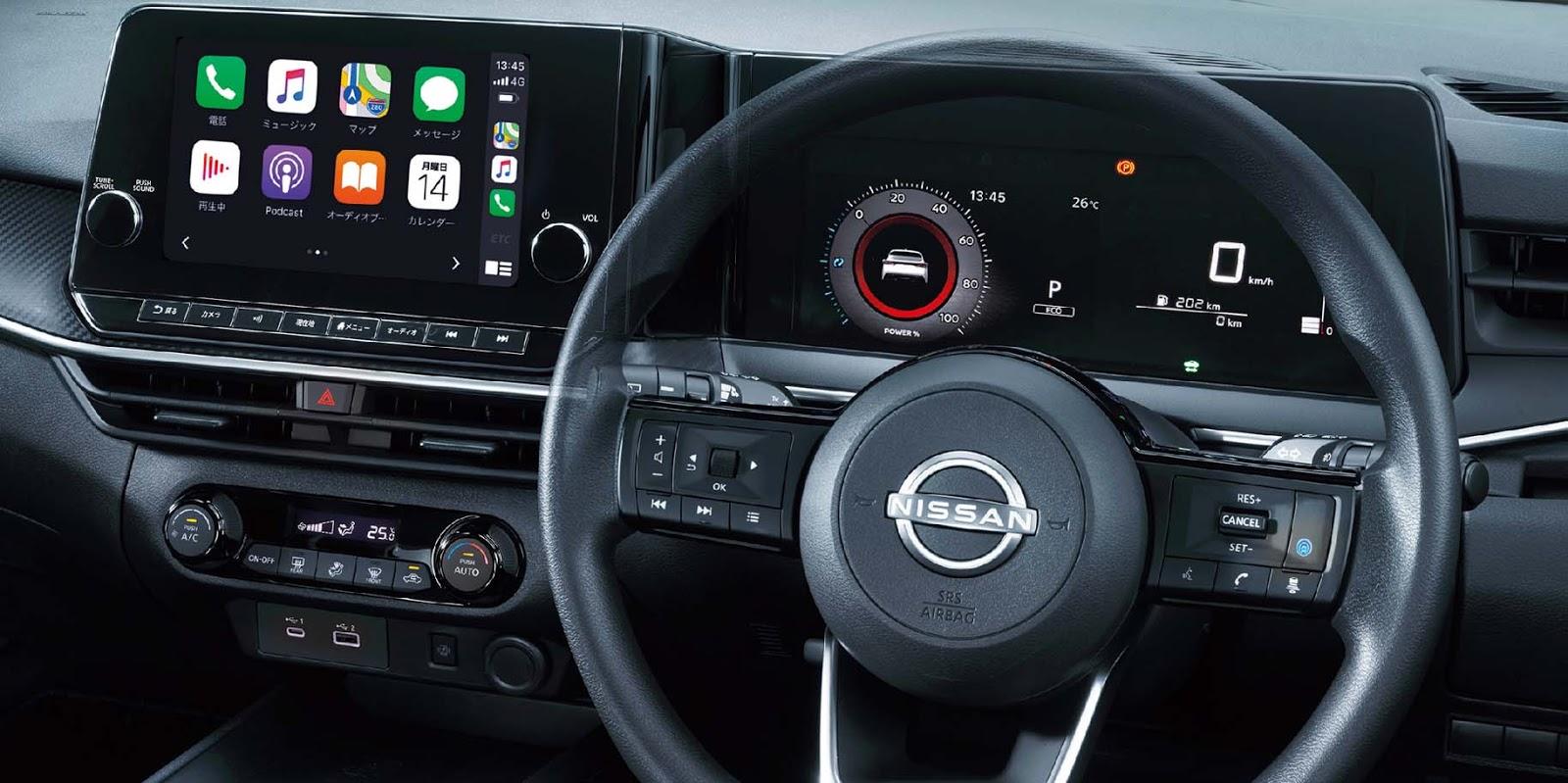 201124 01 013 Η Nissan λανσάρει το ολοκαίνουργιο NOTE στην Ιαπωνία Electric cars, electric vehicles, EV, Nissan, Nissan Note, Note, ειδήσεις, καινούργιο, καινούρια, καινούριο