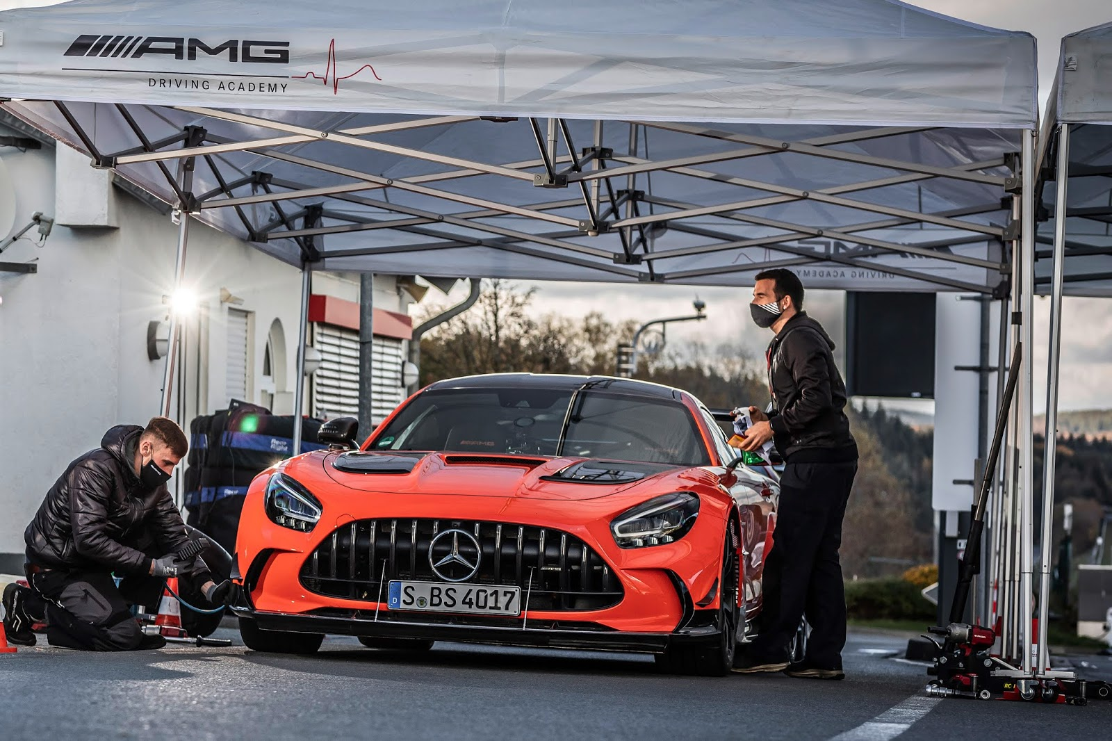 20C0672 012 GT Black Series : Η νέα Record Holder του Nurburgring AMG, GT Black Series, Mercedes, Nurburgring, ειδήσεις, Ρεκόρ