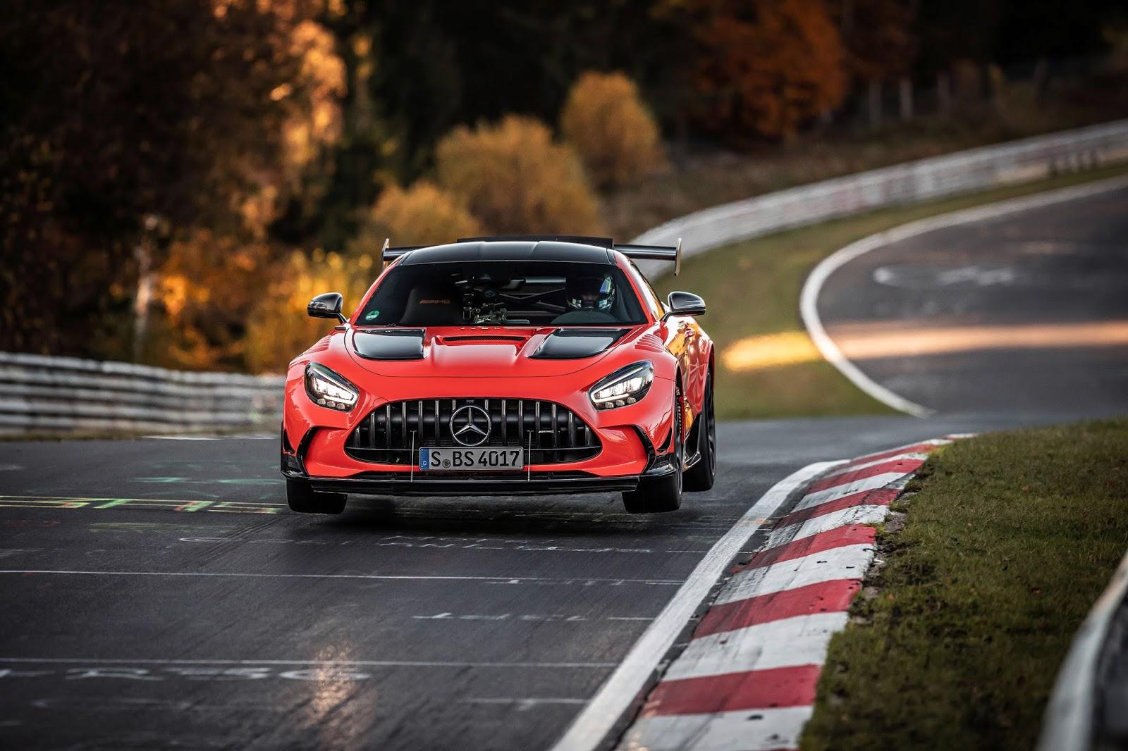 20C0672 014 1 GT Black Series : Η νέα Record Holder του Nurburgring AMG, GT Black Series, Mercedes, Nurburgring, ειδήσεις, Ρεκόρ