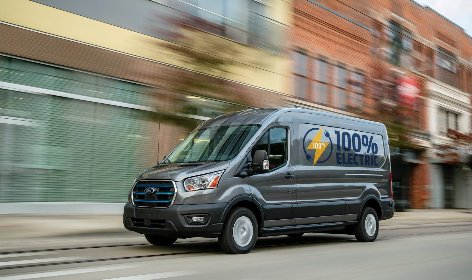 All New Ford2BE Transit 14 1