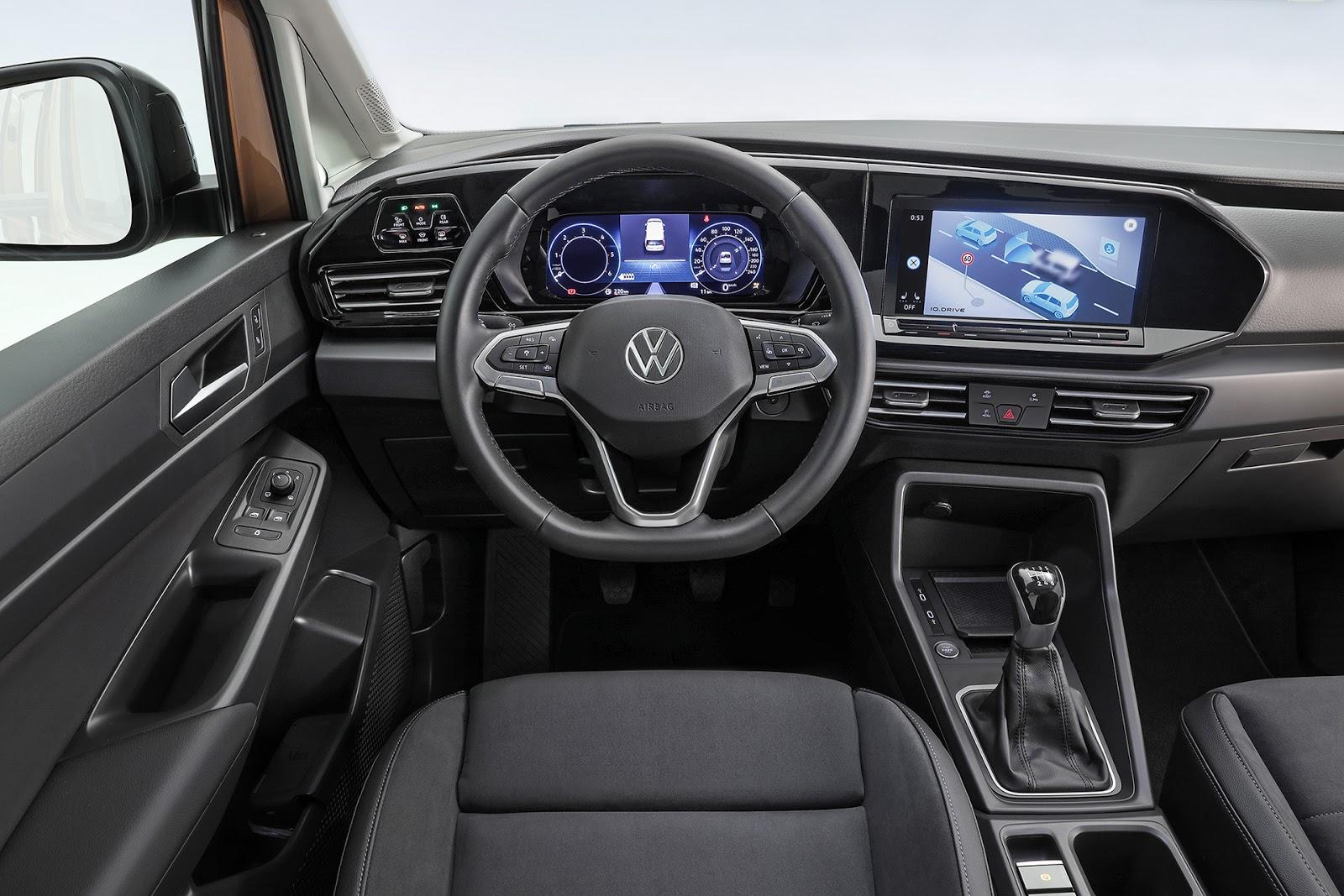 NEO2BVOLKSWAGEN2BCADDY2B5 12 1 Νέο Volkswagen Caddy 5: μεγαλύτερο, πρακτικότερο, αποδοτικότερο, εξυπνότερο Caddy, MPV, Volkswagen, Volkswagen Caddy, VW, VW Caddy, ειδήσεις, Επαγγελματικά