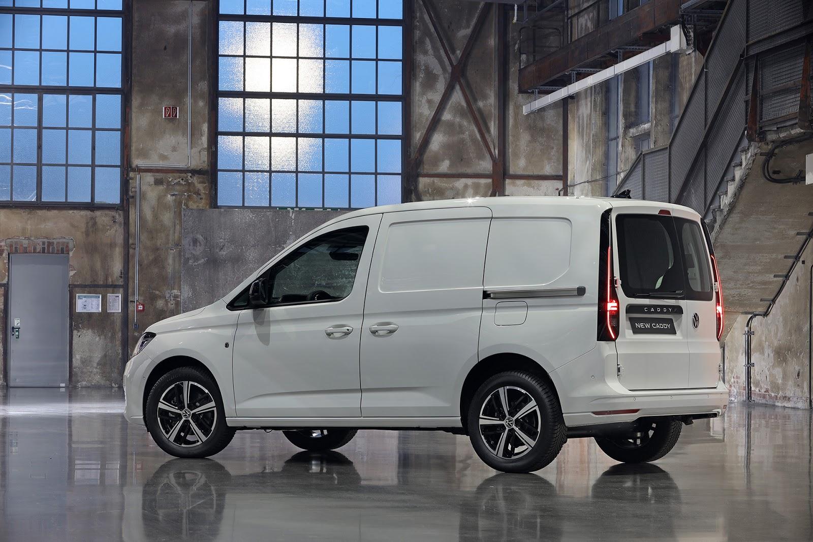 NEO2BVOLKSWAGEN2BCADDY2B5 2 1 Νέο Volkswagen Caddy 5: μεγαλύτερο, πρακτικότερο, αποδοτικότερο, εξυπνότερο Caddy, MPV, Volkswagen, Volkswagen Caddy, VW, VW Caddy, ειδήσεις, Επαγγελματικά