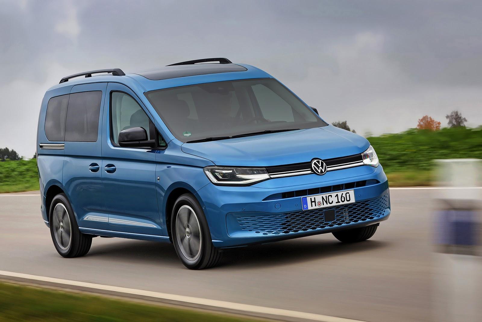 NEO2BVOLKSWAGEN2BCADDY2B5 5 2 Νέο Volkswagen Caddy 5: μεγαλύτερο, πρακτικότερο, αποδοτικότερο, εξυπνότερο Caddy, MPV, Volkswagen, Volkswagen Caddy, VW, VW Caddy, ειδήσεις, Επαγγελματικά