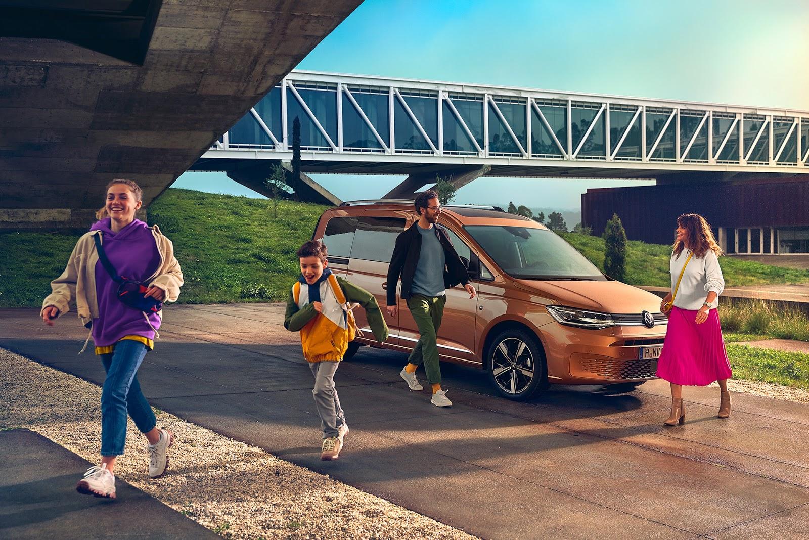 NEO2BVOLKSWAGEN2BCADDY2B5 8 1 Νέο Volkswagen Caddy 5: μεγαλύτερο, πρακτικότερο, αποδοτικότερο, εξυπνότερο Caddy, MPV, Volkswagen, Volkswagen Caddy, VW, VW Caddy, ειδήσεις, Επαγγελματικά