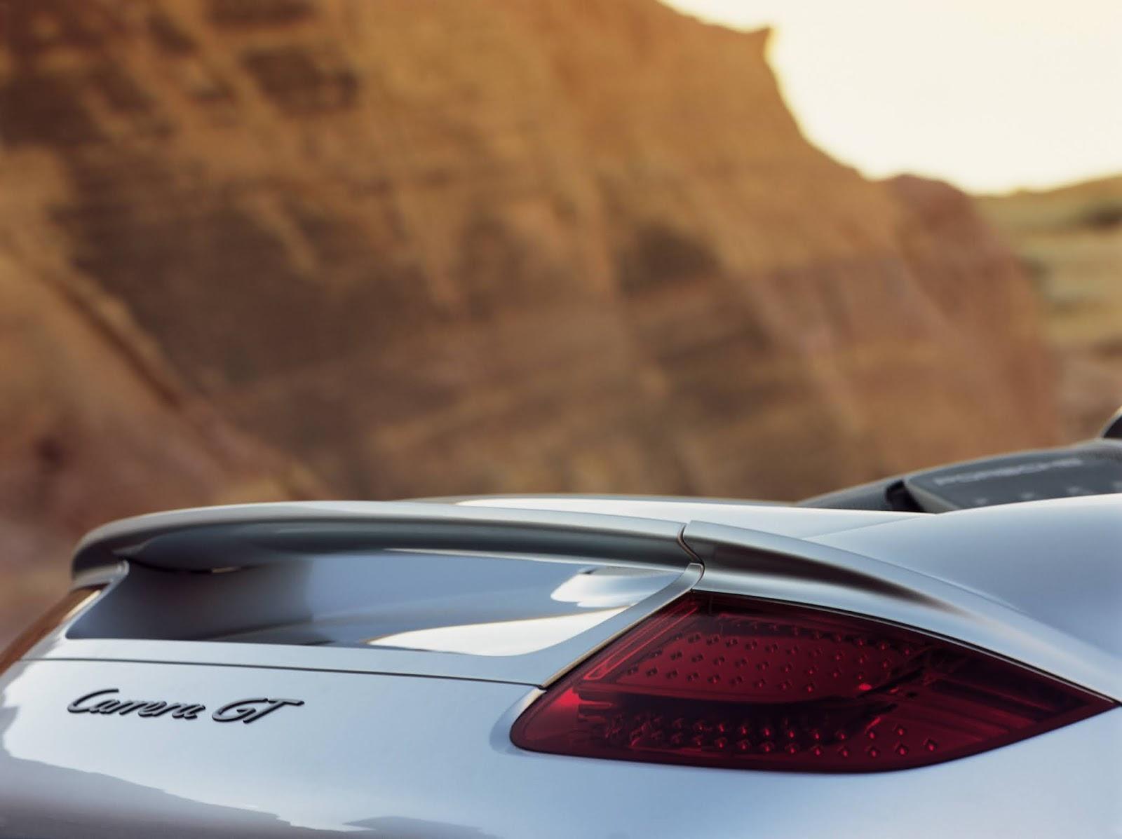 P01 0329 a4 Porsche Carrera GT : Ένα αγωνιστικό LeMans, για το δρόμο Carrera GT, Porsche, Porsche Carrera GT, retrocar, retrocar sunday, supercar, zblog