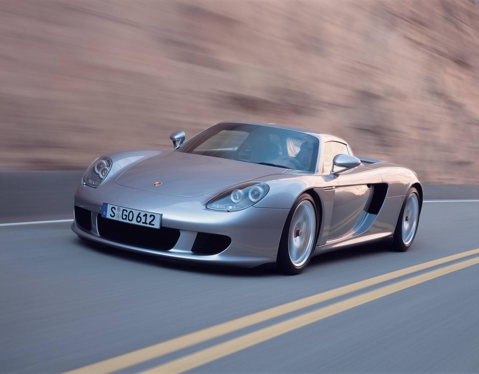 P03 0559 a4 Porsche Carrera GT : Ένα αγωνιστικό LeMans, για το δρόμο Carrera GT, Porsche, Porsche Carrera GT, retrocar, retrocar sunday, supercar, zblog