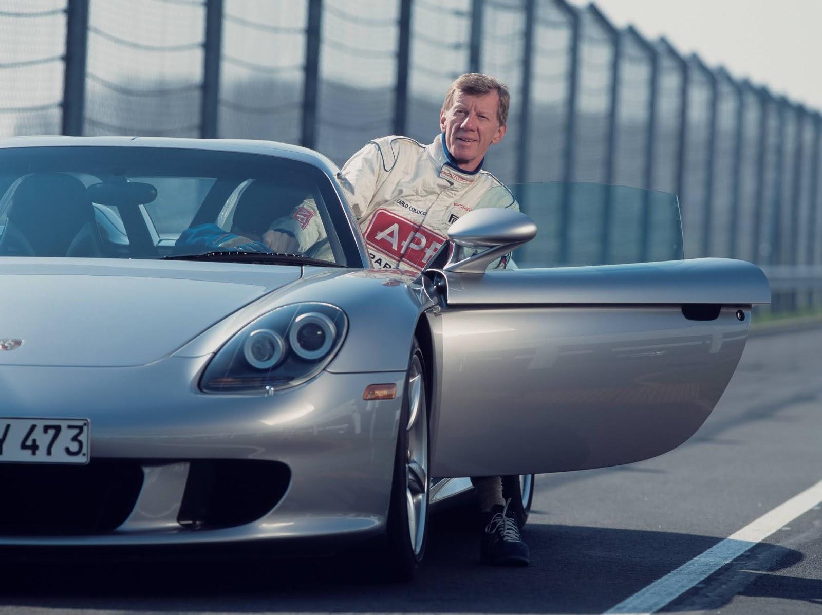 P04 0149 a4 Porsche Carrera GT : Ένα αγωνιστικό LeMans, για το δρόμο Carrera GT, Porsche, Porsche Carrera GT, retrocar, retrocar sunday, supercar, zblog