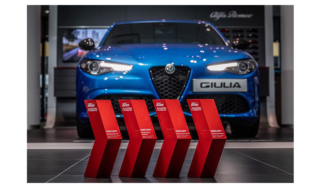 hp 201112 ar image 5fac18e9baaf4 Συνεχίζει να σαρώνει τα βραβεία η Alfa Romeo Giulia