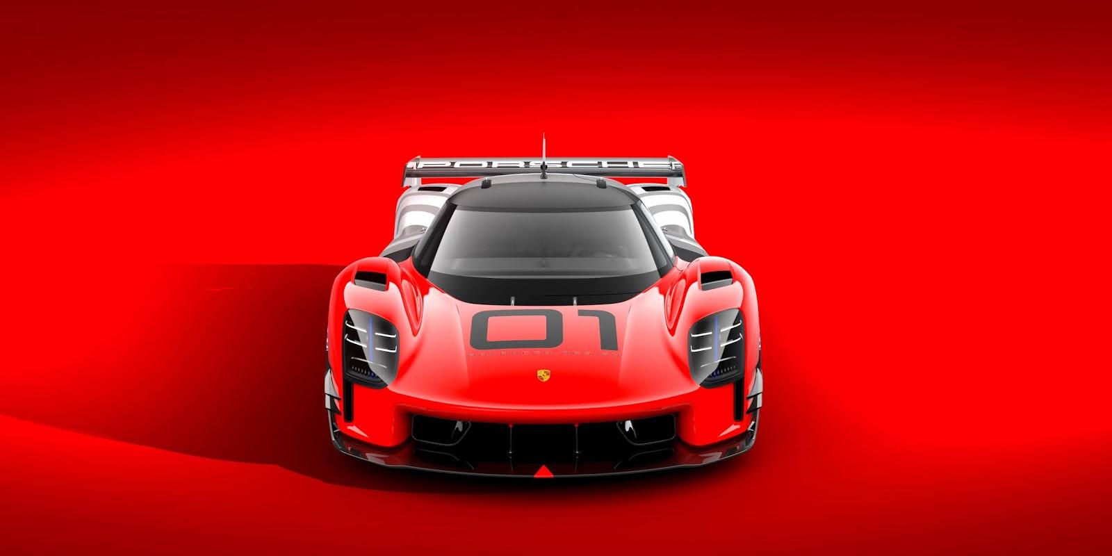01 Τα άγνωστα Hypercars της Porsche hypercar, Porsche, Porsche Unseen, Sunday, supercar, supercars, zblog, ειδήσεις