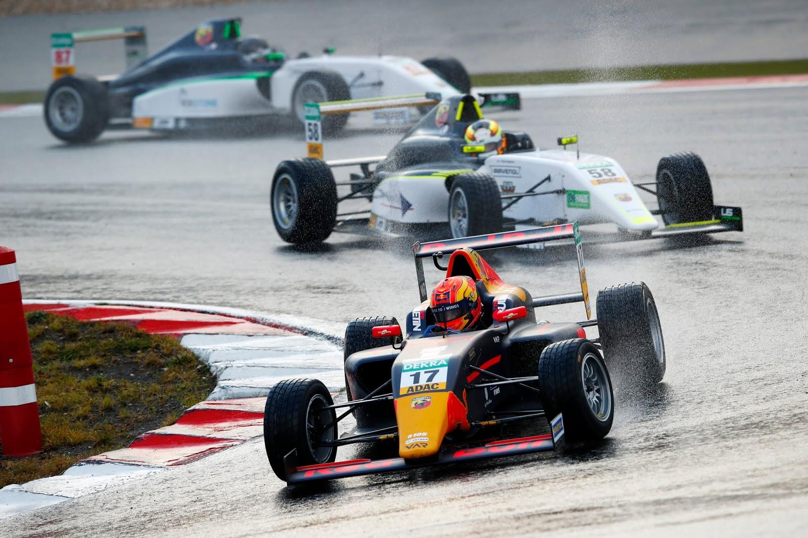 01 ADAC2BF4252C2BN25C325BCrburgring2B Jonny2BEdgar252C2BVan2BAmersfoort2BRacing Τελευταίος γύρος του FIA R-GT Cup στο ACI Rally Monza και τελευταίος γύρος του Ιταλικού Πρωταθλήματος της F4 στην πίστα της Vallelunga