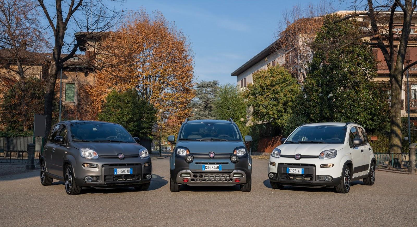 04 New2BPanda2Bline up Η Fiat ανανέωσε τα Panda και Tipo Fiat, Fiat Panda, Fiat Tipo, Panda, Tipo, zblog, ειδήσεις