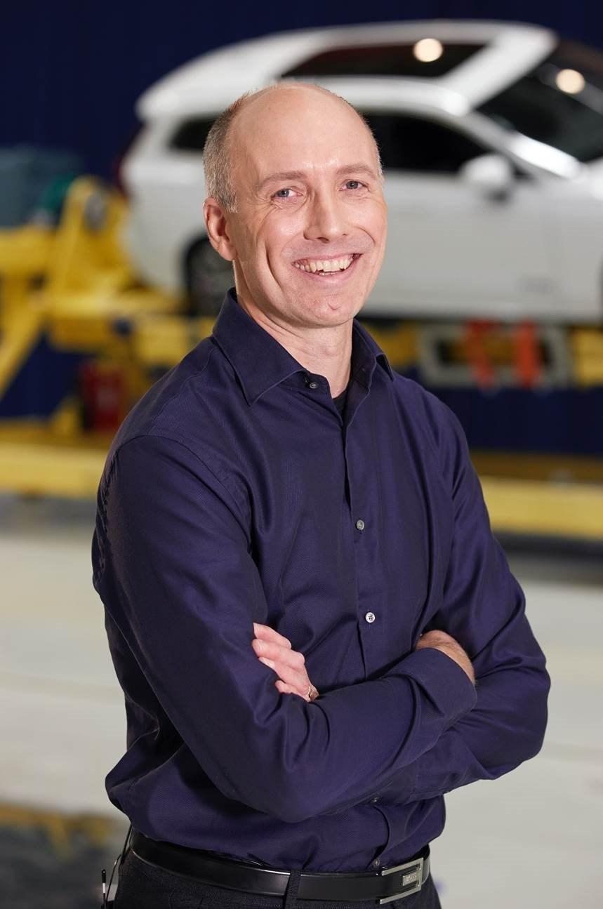 275439 Thomas Broberg Senior Technical Advisor Safety Volvo Cars Safety Centre 20 χρόνια Volvo Cars Safety Centre : Δύο δεκαετίες, σώζει ζωές crash tests, Volvo, Volvo Cars, ασφάλεια, ειδήσεις, καινοτομία