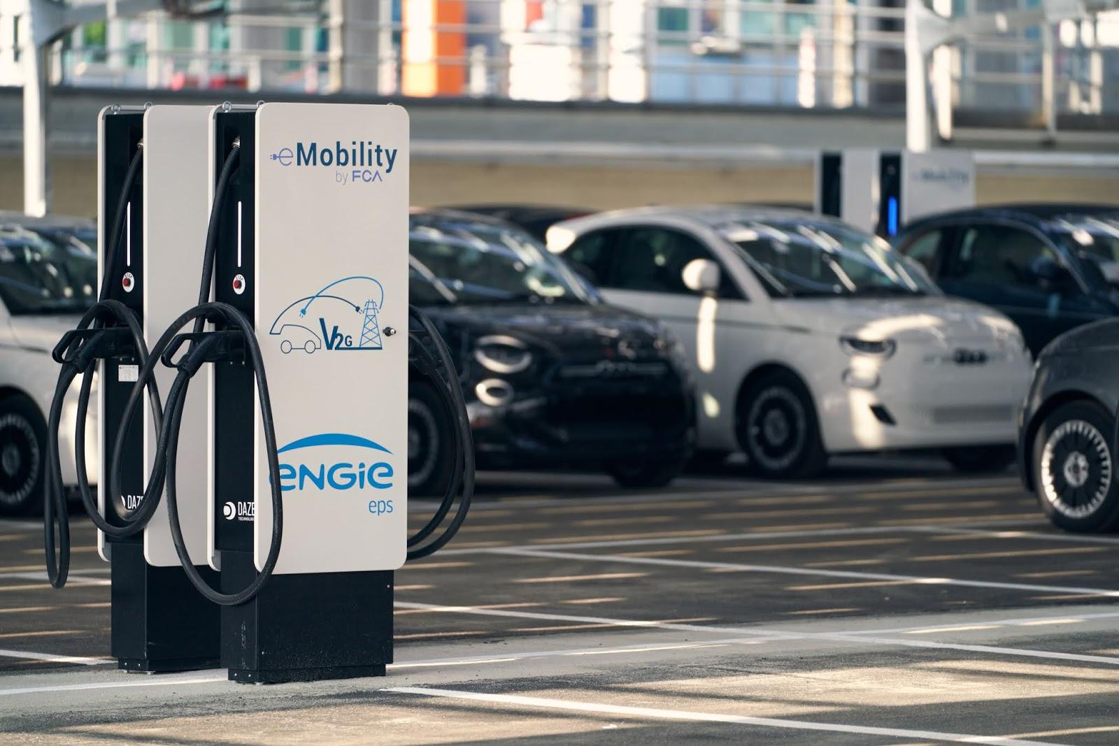 ALT7358 FCA & ENGIE EPS, ενώνουν τις δυνάμεις τους για τη βιώσιμη αυτοκίνηση μέσω των δικτύων V2G, χρησιμοποιώντας μεταχειρισμένες μπαταρίες