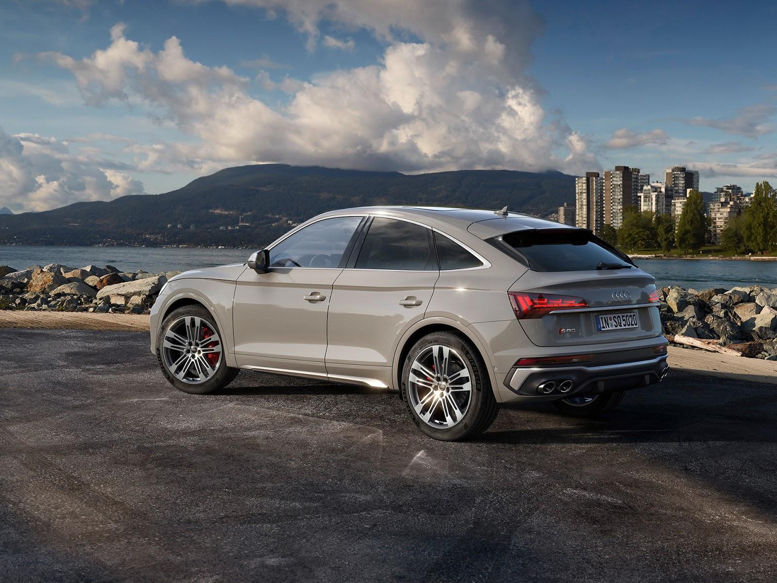 AUDI2BSQ52BSPORTBACK2BTDI 2 Audi SQ5 Sportback TDI: η σπορ έκδοση στην κορυφή της γκάμας του μοντέλου Audi, Audi SQ5, SQ5, ειδήσεις, καινούργιο, καινούρια, καινούριο
