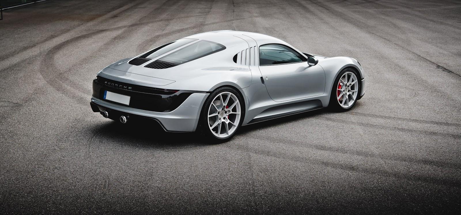 CUR7944 Le Mans Living Legend : Το πρωτότυπο που γέννησε την 718 Cayman GT4 LE MANS, Porsche, Porsche Le Mans, Porsche Unseen, sportscar, supercar, supercars, zblog, ειδήσεις