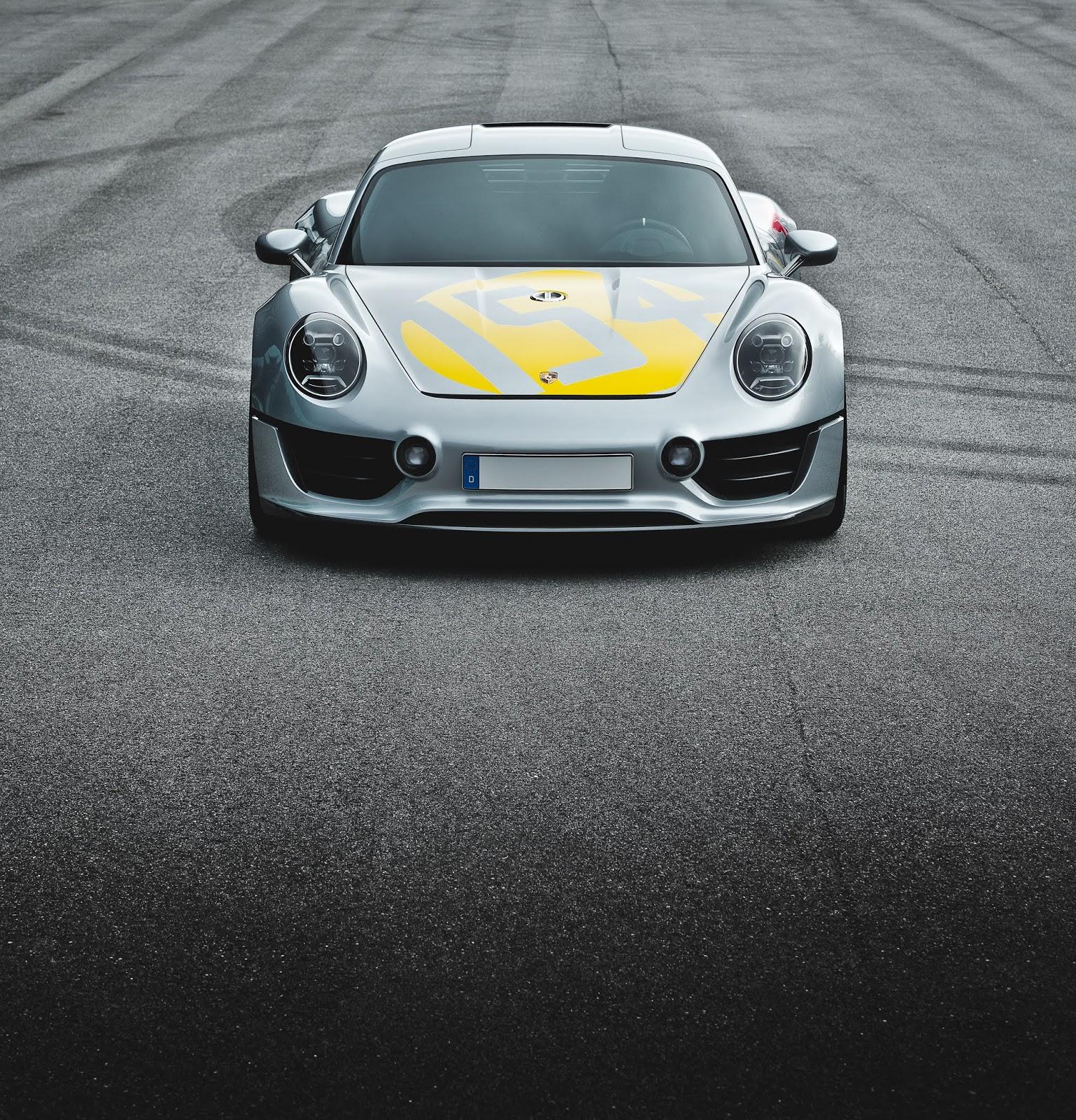CVS0656 Le Mans Living Legend : Το πρωτότυπο που γέννησε την 718 Cayman GT4 LE MANS, Porsche, Porsche Le Mans, Porsche Unseen, sportscar, supercar, supercars, zblog, ειδήσεις