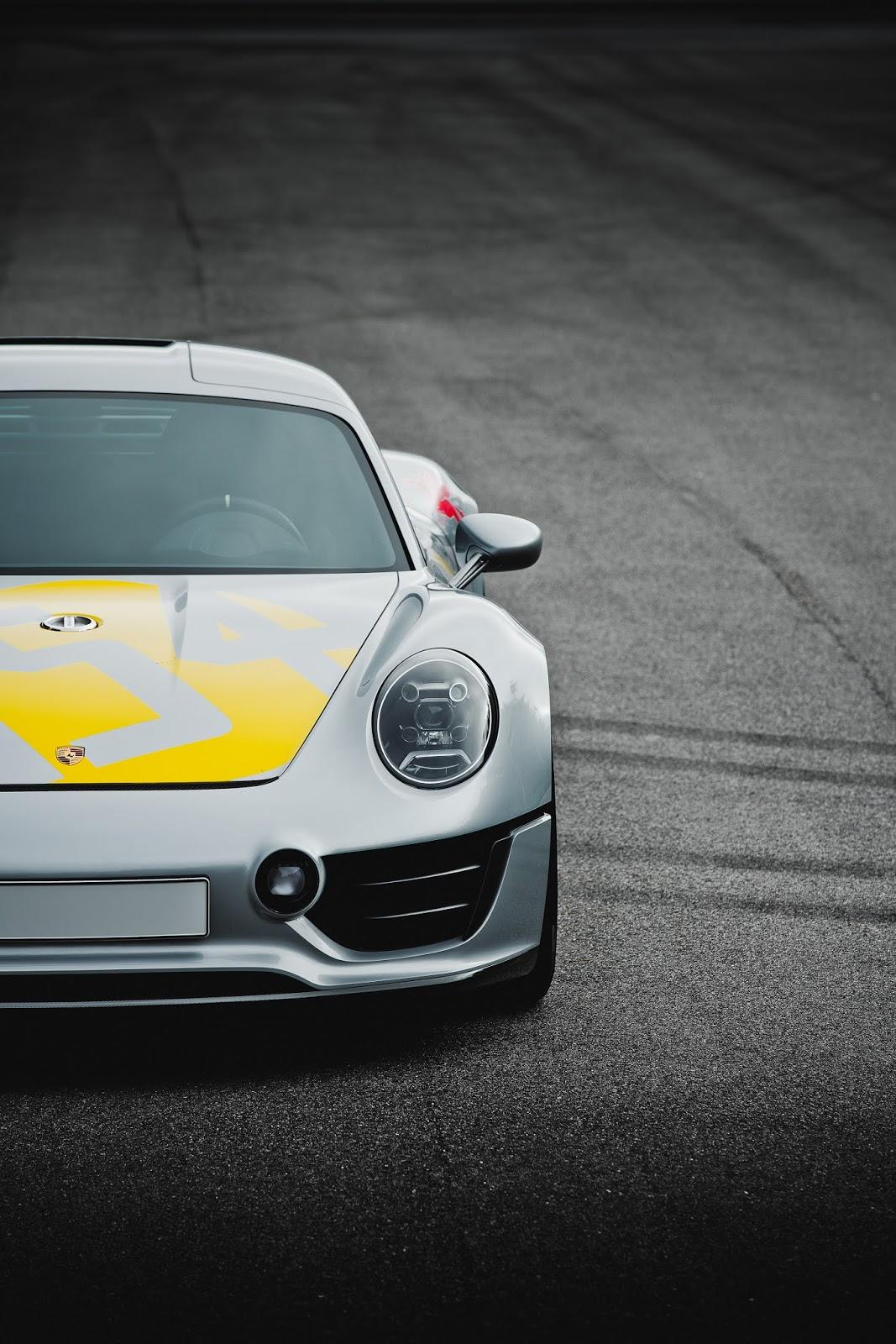 CVS0664 Le Mans Living Legend : Το πρωτότυπο που γέννησε την 718 Cayman GT4 LE MANS, Porsche, Porsche Le Mans, Porsche Unseen, sportscar, supercar, supercars, zblog, ειδήσεις
