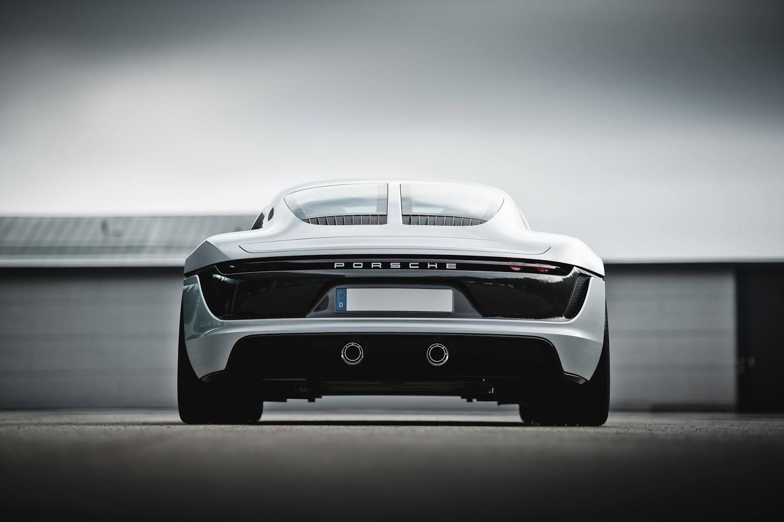 CVS0717 Le Mans Living Legend : Το πρωτότυπο που γέννησε την 718 Cayman GT4 LE MANS, Porsche, Porsche Le Mans, Porsche Unseen, sportscar, supercar, supercars, zblog, ειδήσεις