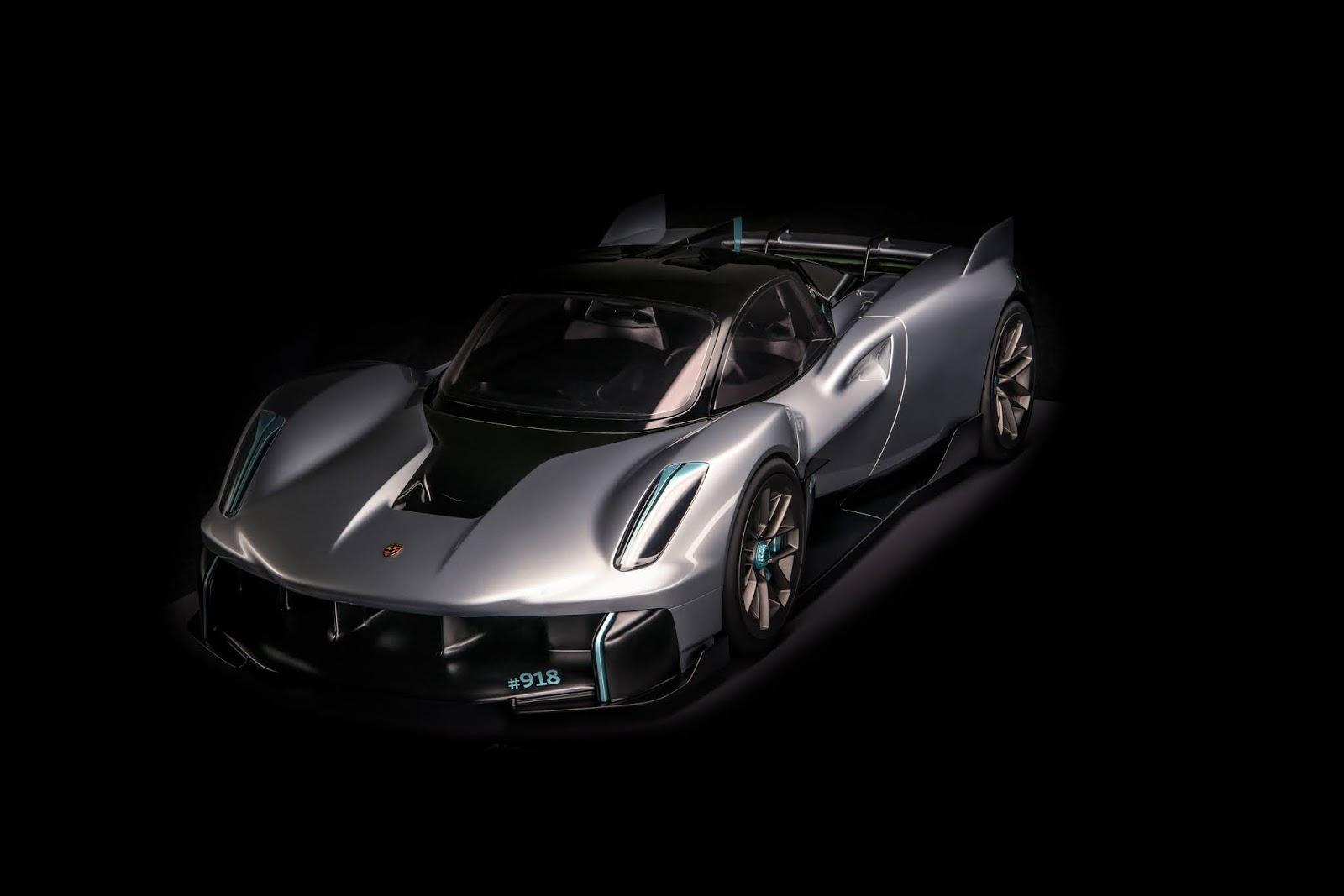 Capture0035 1 Τα άγνωστα Hypercars της Porsche hypercar, Porsche, Porsche Unseen, Sunday, supercar, supercars, zblog, ειδήσεις