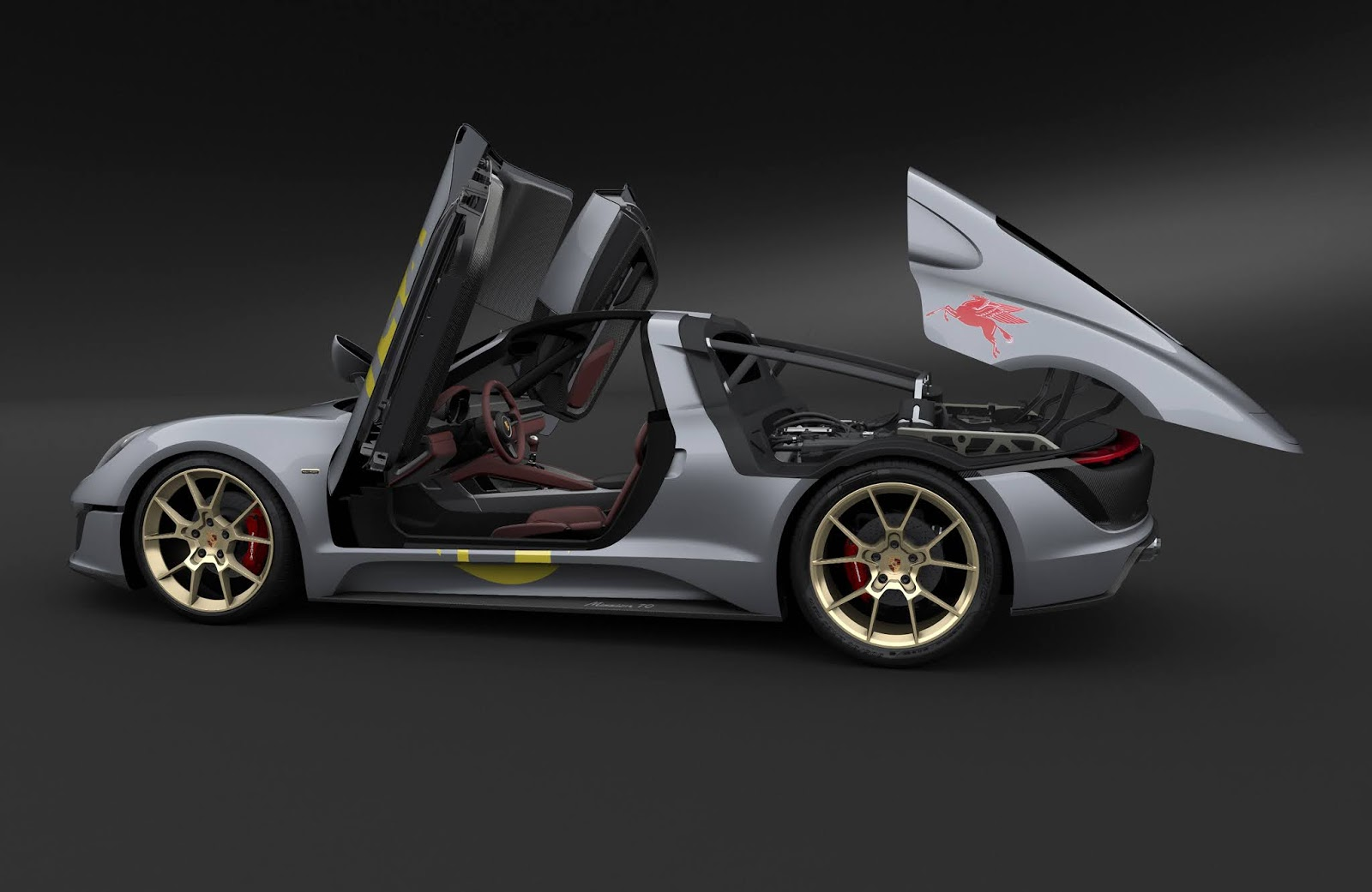 DGSnapshot LMC 160711 DG12.csb Camera 2016 07 13T16 57 02 hoeher Le Mans Living Legend : Το πρωτότυπο που γέννησε την 718 Cayman GT4 LE MANS, Porsche, Porsche Le Mans, Porsche Unseen, sportscar, supercar, supercars, zblog, ειδήσεις