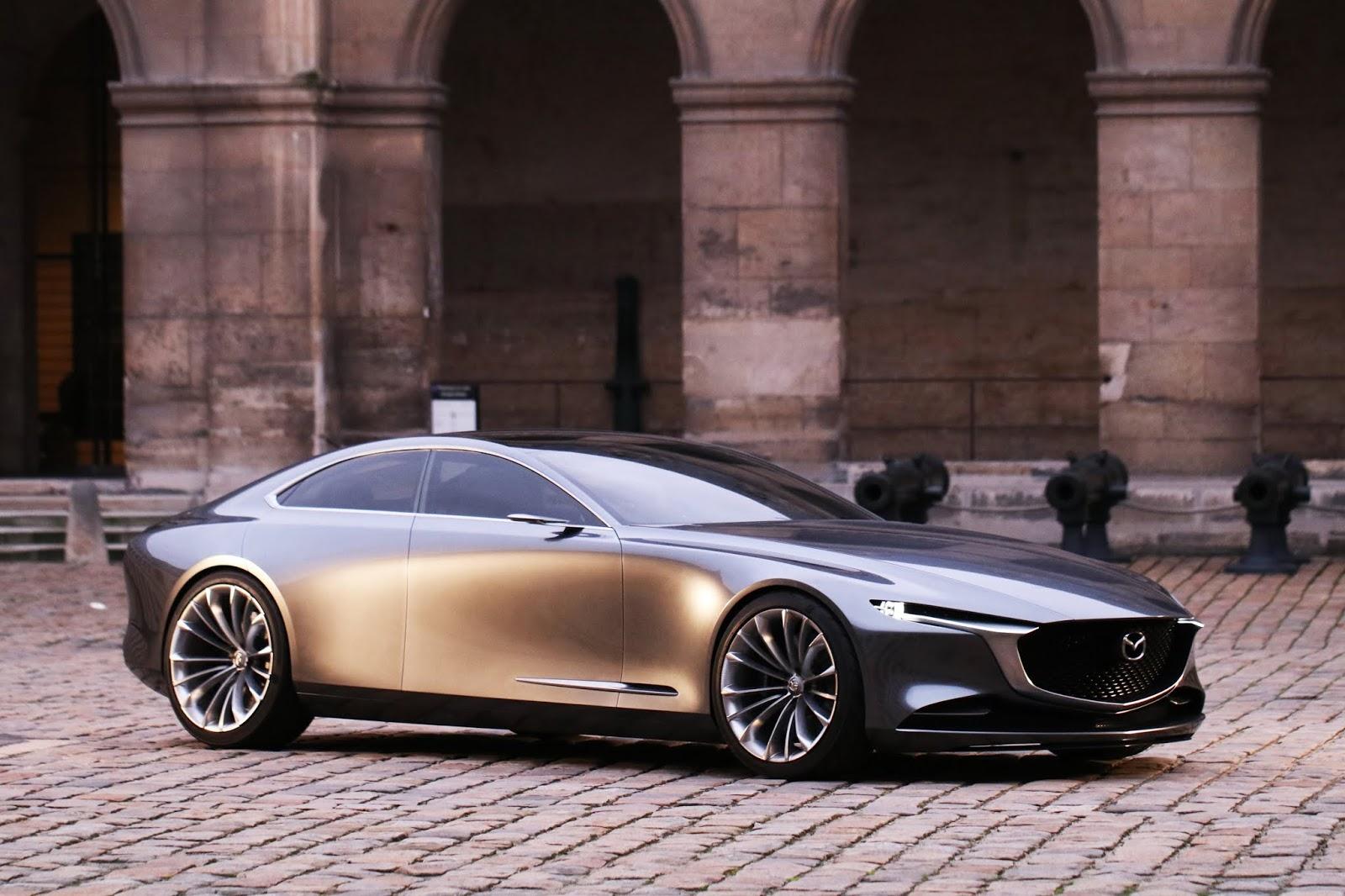 Mazda VISION COUPE most beautiful concept award 2018 7 Mazda RX-9, εσύ είσαι;