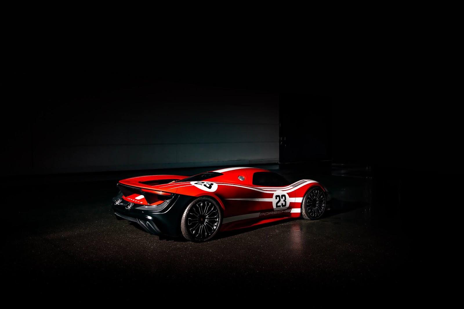 POR2140 Τα άγνωστα Hypercars της Porsche hypercar, Porsche, Porsche Unseen, Sunday, supercar, supercars, zblog, ειδήσεις