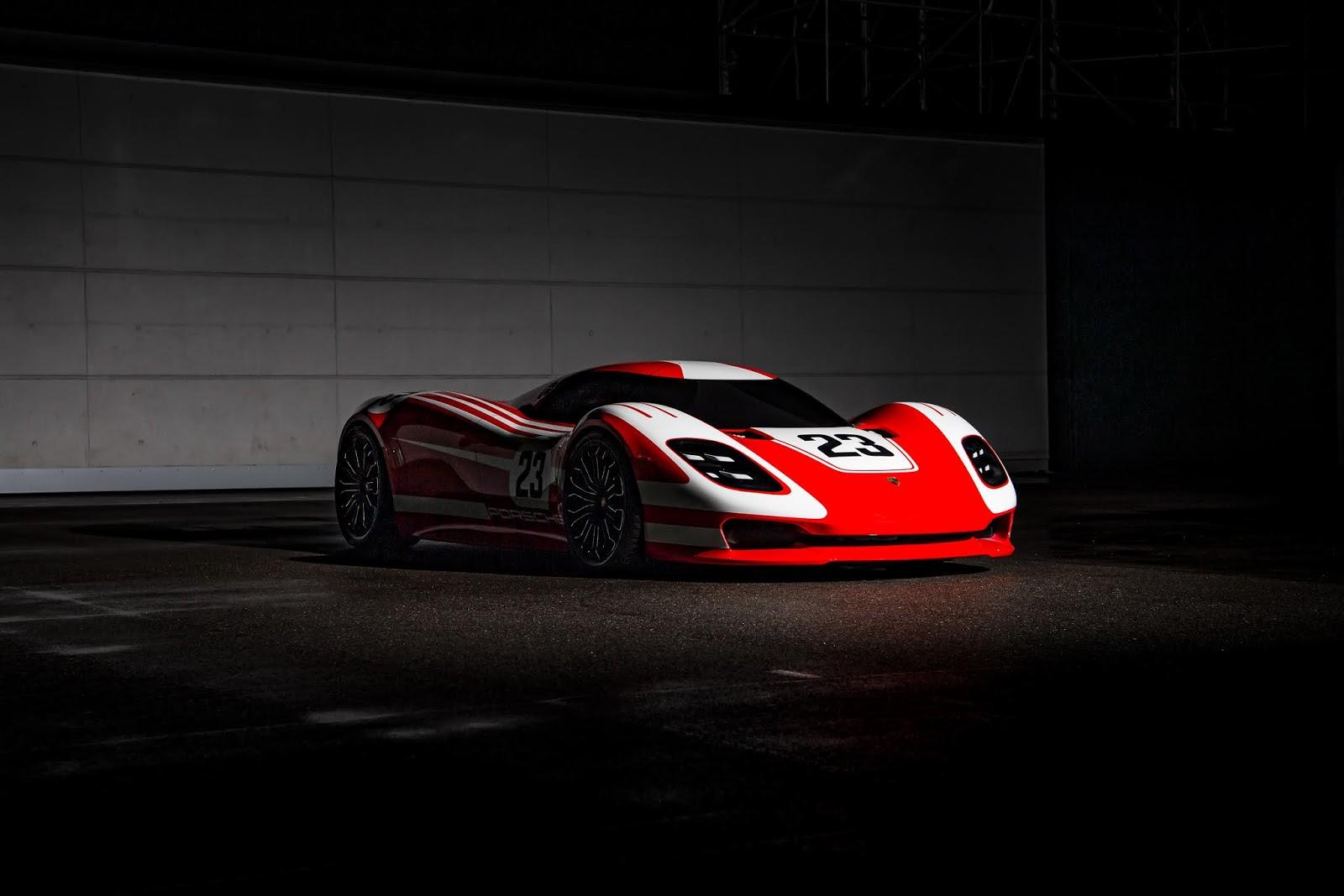 POR2206 2 Τα άγνωστα Hypercars της Porsche hypercar, Porsche, Porsche Unseen, Sunday, supercar, supercars, zblog, ειδήσεις