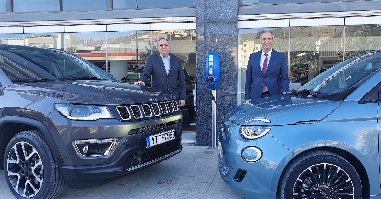 20210113 131221 5ffef51737bd6 e-Mobility by FCA Greece : Εστιάζοντας στη νέα εποχή της εξηλεκτρισμένης αυτοκίνησης στην Ελλάδα