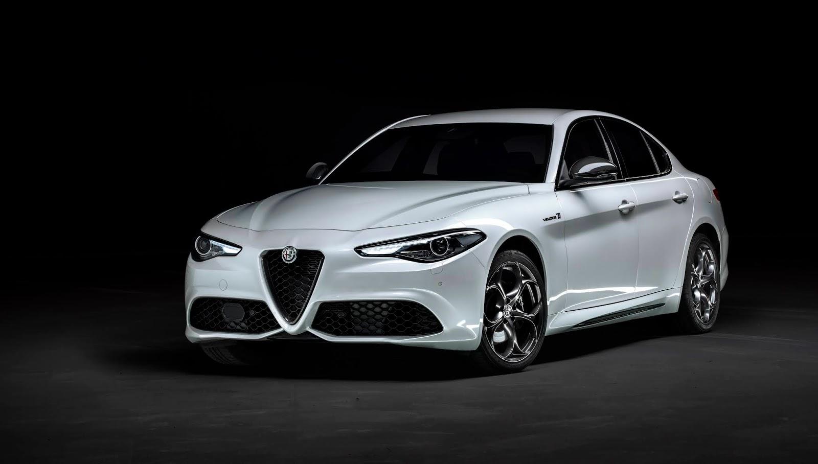 32 Giulia2BVeloce2BTi Alfa Romeo Giulia: Με νέες εκδόσεις, νέες τιμές