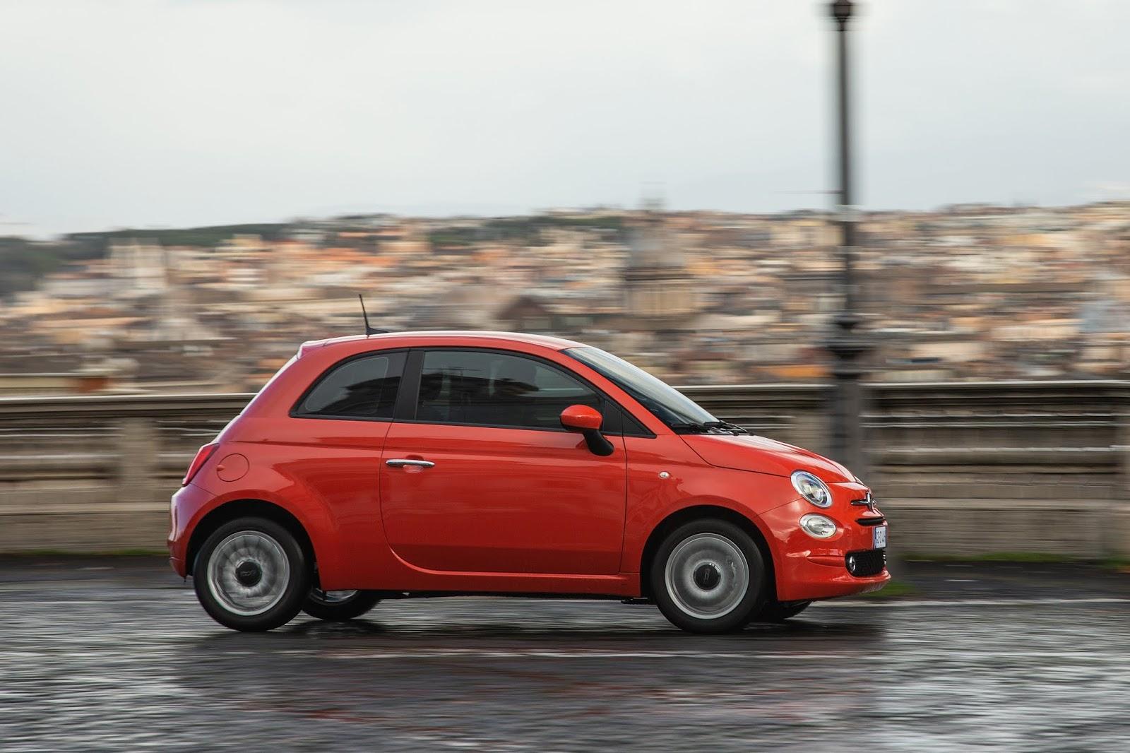 04 5002BCULT Η νέα σειρά Fiat 500 είναι διαθέσιμη στην Ελλάδα (& video)
