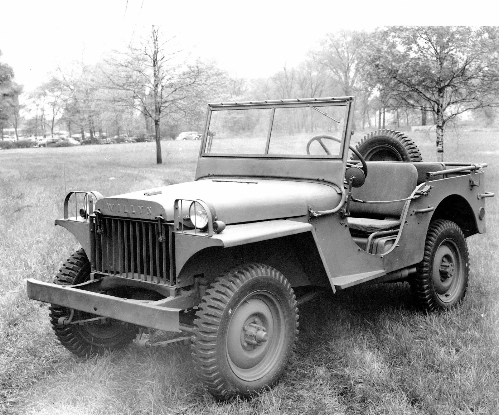 1941 Jeep Willys MA Πώς... βασάνισαν το Jeep Willy's μέχρι να φτάσει στην παραγωγή Jeep, Jeep Willys, video, videos, Willys, zblog, ειδήσεις, ιστορικα