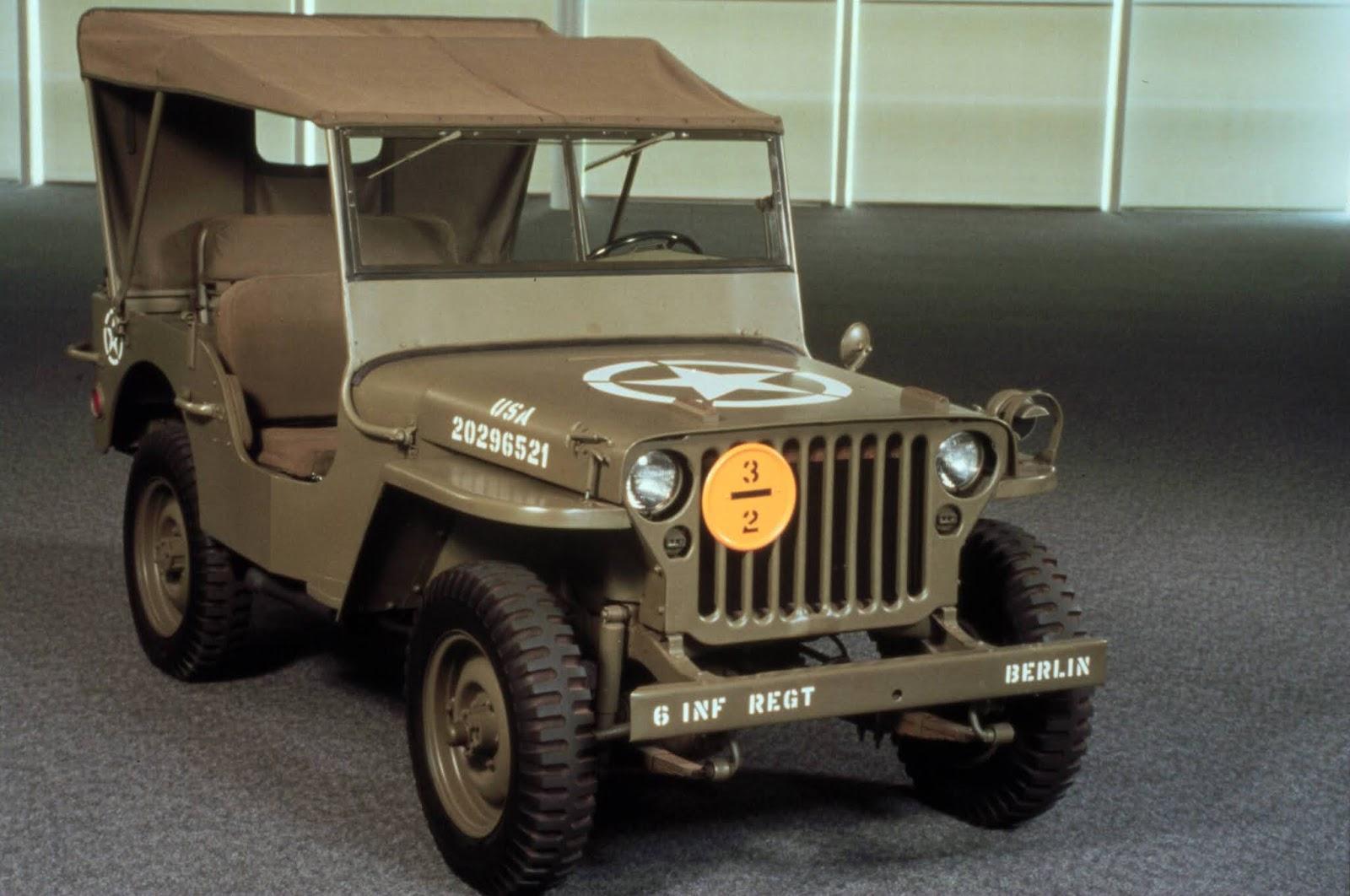 1943 Jeep MB Πώς... βασάνισαν το Jeep Willy's μέχρι να φτάσει στην παραγωγή Jeep, Jeep Willys, video, videos, Willys, zblog, ειδήσεις, ιστορικα