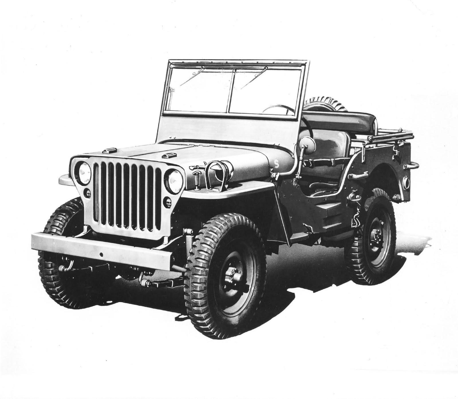 1944 Jeep Willys MB Πώς... βασάνισαν το Jeep Willy's μέχρι να φτάσει στην παραγωγή Jeep, Jeep Willys, video, videos, Willys, zblog, ειδήσεις, ιστορικα