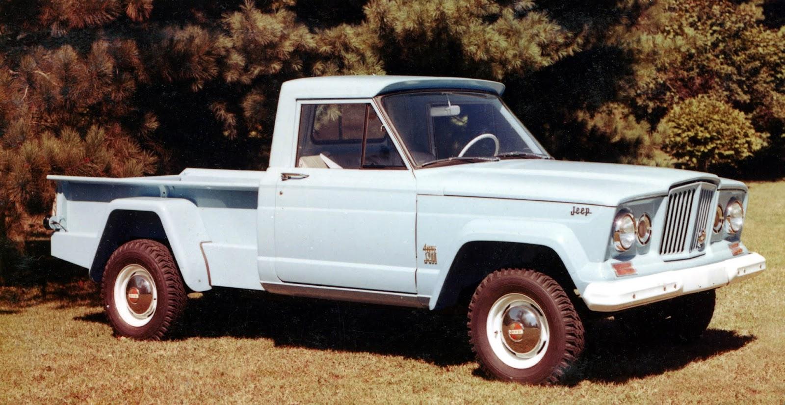 1963 Jeep Gladiator J 200 To Jeep Gladiator, έρχεται να αλλάξει τα δεδομένα στην κατηγορία των pick-up Gladiator, Jeep, Jeep Gladiator, zblog, ειδήσεις