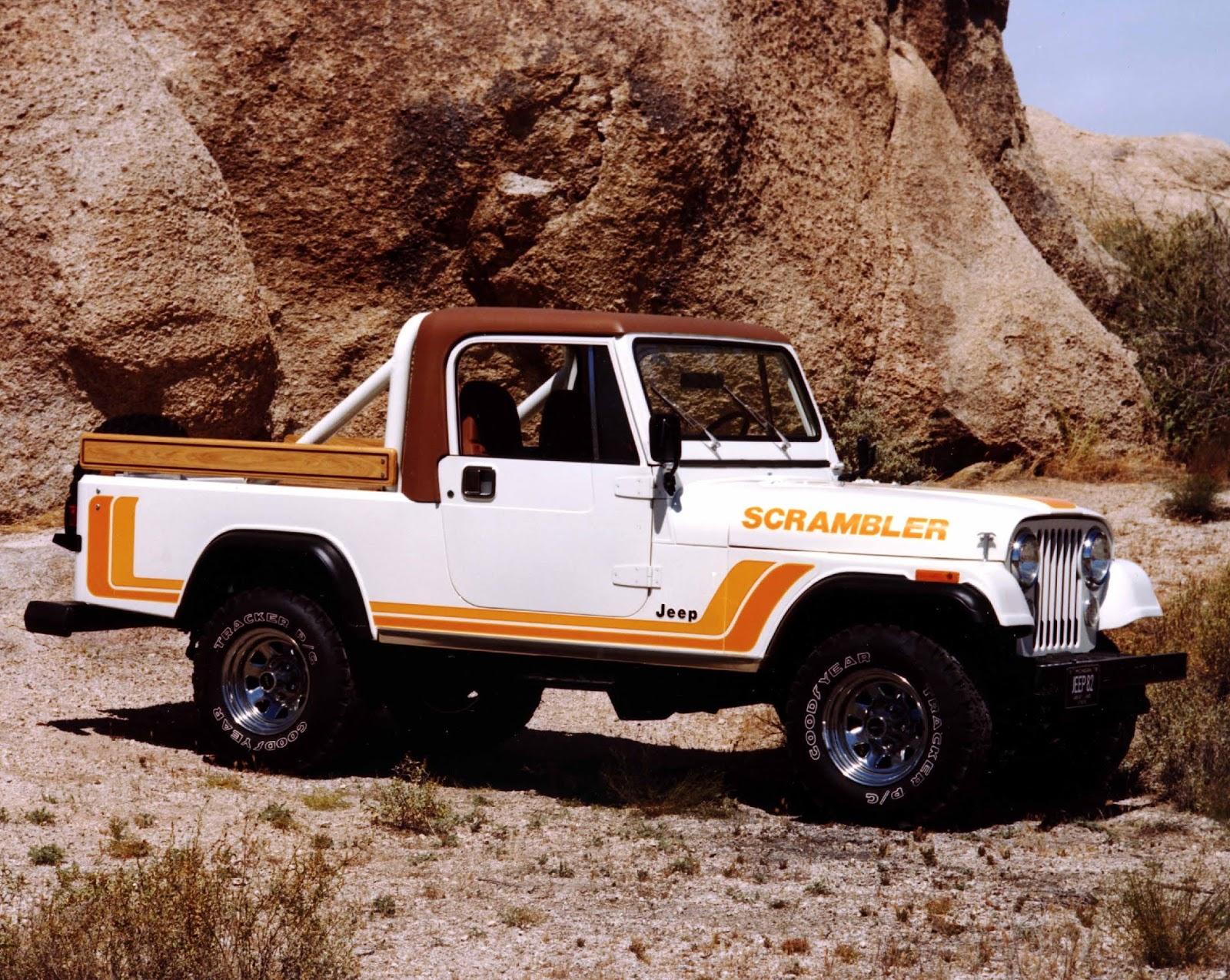 1982 Jeep CJ 8 Scrambler To Jeep Gladiator, έρχεται να αλλάξει τα δεδομένα στην κατηγορία των pick-up Gladiator, Jeep, Jeep Gladiator, zblog, ειδήσεις