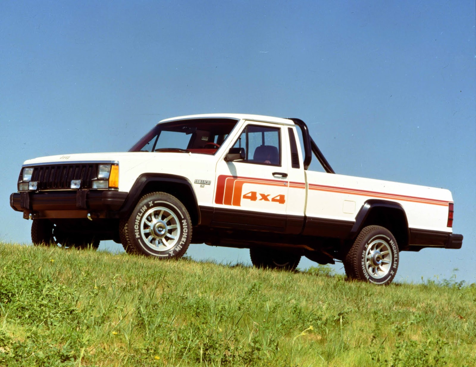 1986 Jeep Comanche 2 To Jeep Gladiator, έρχεται να αλλάξει τα δεδομένα στην κατηγορία των pick-up Gladiator, Jeep, Jeep Gladiator, zblog, ειδήσεις